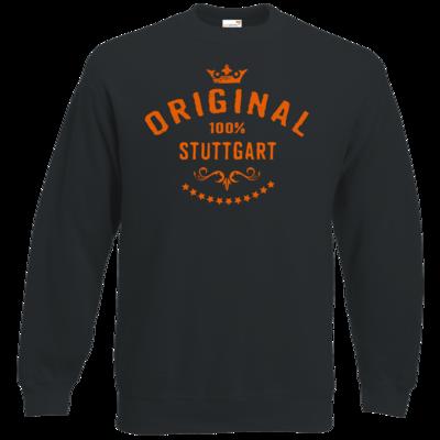 Motiv: Sweatshirt Classic - Staedte Stuttgart