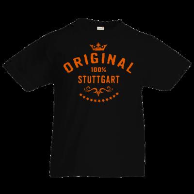Motiv: Kids T-Shirt Premium FAIR WEAR - Staedte Stuttgart
