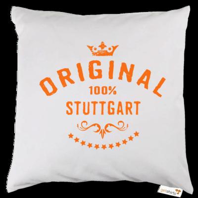 Motiv: Kissen - Staedte Stuttgart