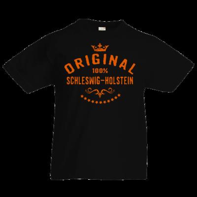 Motiv: Kids T-Shirt Premium FAIR WEAR - Staedte Schleswig-Holstein