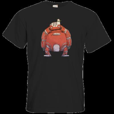 Motiv: T-Shirt Premium FAIR WEAR - Leschek Standing