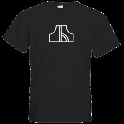 Motiv: T-Shirt Premium FAIR WEAR - Black Pants
