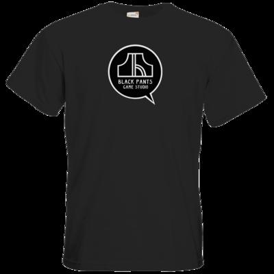 Motiv: T-Shirt Premium FAIR WEAR - Black Pants Logo