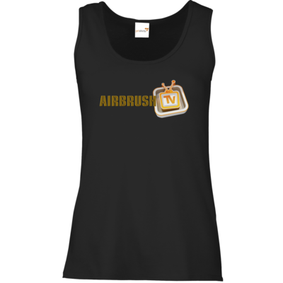 Motiv: Tank Top Damen Classic - Airbrush TV