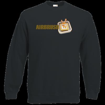 Motiv: Sweatshirt Classic - Airbrush TV