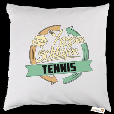 Motiv: Kissen - Sport Tennis