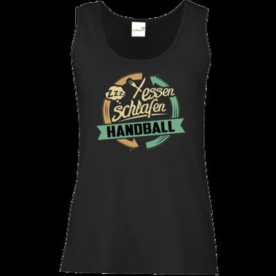 Motiv: Tank Top Damen Classic - Sport Handball