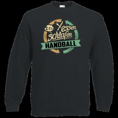 Motiv: Sweatshirt Classic - Sport Handball