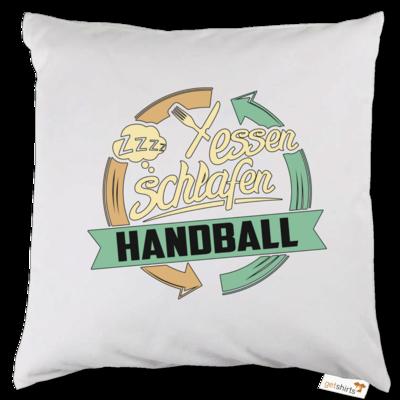 Motiv: Kissen - Sport Handball