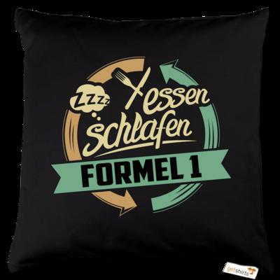 Motiv: Kissen Baumwolle - Sport Formel 1