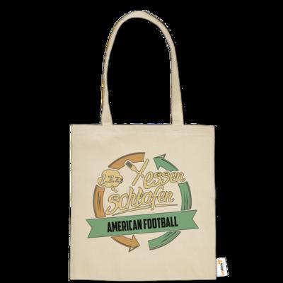 Motiv: Baumwolltasche - Sport American Football