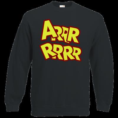 Motiv: Sweatshirt Classic - ARRRRRRR