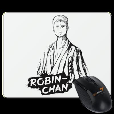 Motiv: Mousepad Textil - Robin-Chan