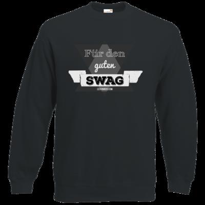 Motiv: Sweatshirt Classic - Fuer den guten Swag