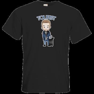 Motiv: T-Shirt Premium FAIR WEAR - Tourist
