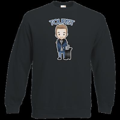 Motiv: Sweatshirt Classic - Tourist