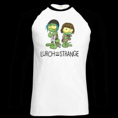 Motiv: Longsleeve Baseball T - Lurch is Strange Max & Chloe