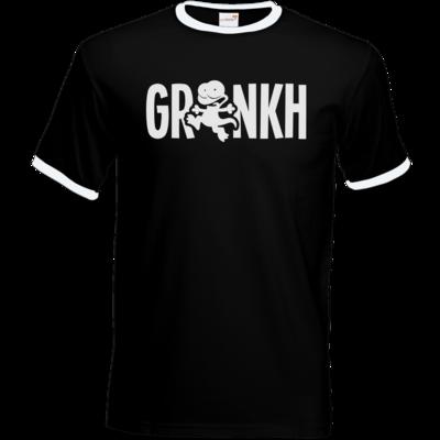 Motiv: T-Shirt Ringer - Lurch sw