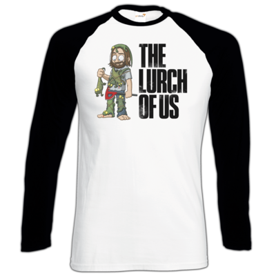 Motiv: Longsleeve Baseball T - The Lurch of us