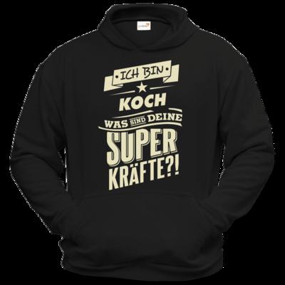 Motiv: Hoodie Classic - Superkraefte Koch