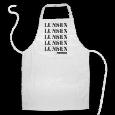 Motiv: Schürze - Grillshow  Lunsen