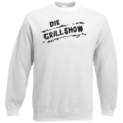 Motiv: Sweatshirt Classic - Grillshow Logo