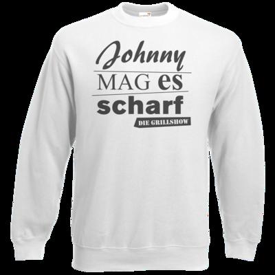 Motiv: Sweatshirt Classic - Grillshow Johnny mag es scharf