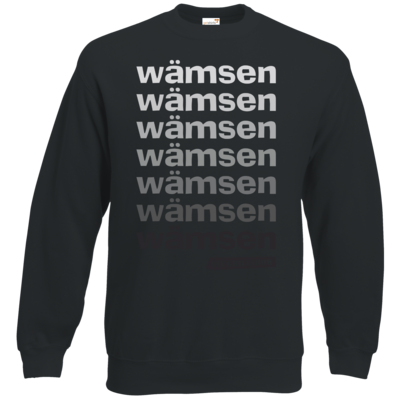 Motiv: Sweatshirt Classic - Grillshow waemsen