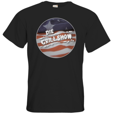 Motiv: T-Shirt Premium FAIR WEAR - Grillshow