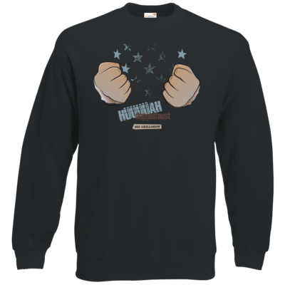 Motiv: Sweatshirt Classic - Grillshow Doppelfaust