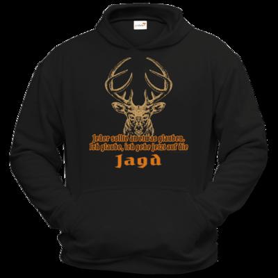 Motiv: Hoodie Classic - Glaube Jagd