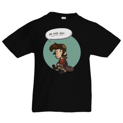 Motiv: Kids T-Shirt Premium FAIR WEAR - Deponia Doomsday - Rufus wars nicht