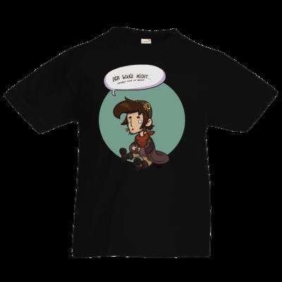 Motiv: Kids T-Shirt Premium FAIR WEAR - Deponia Doomsday - Rufus wars nicht