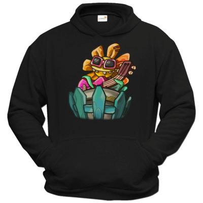 Motiv: Hoodie Classic - Deponia Doomsday - Ronny