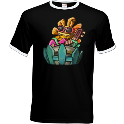Motiv: T-Shirt Ringer - Deponia Doomsday - Ronny
