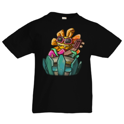 Motiv: Kids T-Shirt Premium FAIR WEAR - Deponia Doomsday - Ronny