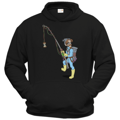 Motiv: Hoodie Classic - Deponia Doomsday - McChronicle