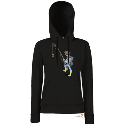 Motiv: Hoodie Damen Classic - Deponia Doomsday - McChronicle