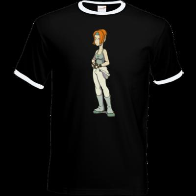 Motiv: T-Shirt Ringer - Deponia Doomsday - Futuregoal