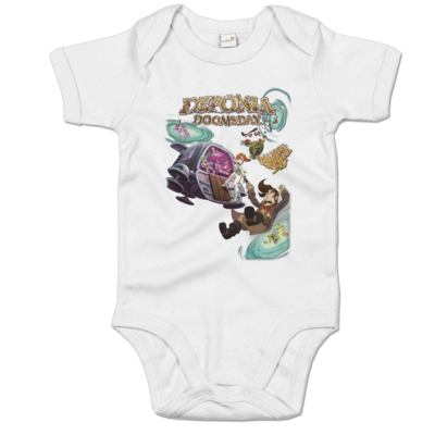 Motiv: Baby Body Organic - Deponia Doomsday - Artwork