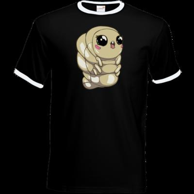 Motiv: T-Shirt Ringer - Deponia Doomsday - Melinda