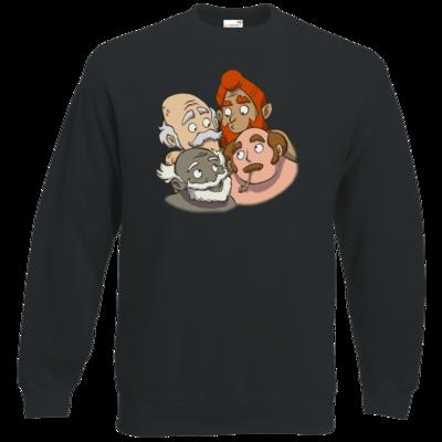 Motiv: Sweatshirt Classic - Deponia Doomsday - Älteste