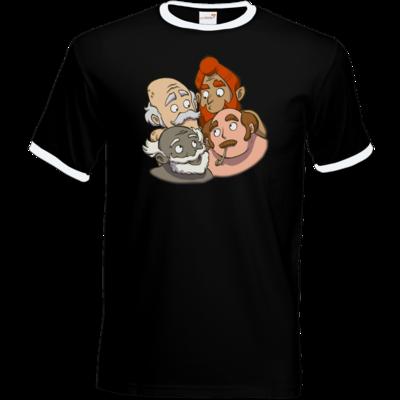 Motiv: T-Shirt Ringer - Deponia Doomsday - Älteste