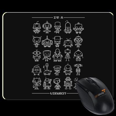 Motiv: Mousepad Textil - Viewbots