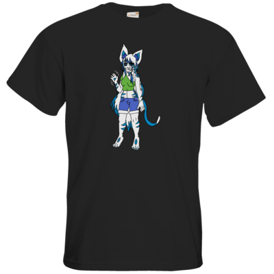 Motiv: T-Shirt Premium FAIR WEAR - Maskottchen