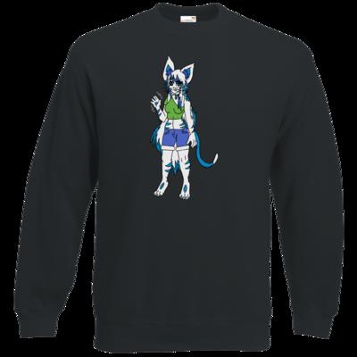 Motiv: Sweatshirt Classic - Maskottchen
