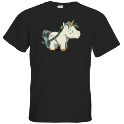Motiv: T-Shirt Premium FAIR WEAR - Deponia Unicaddy