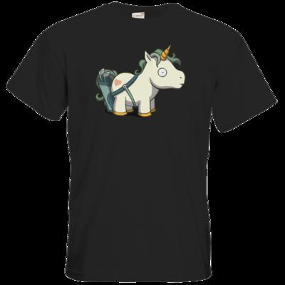 Motiv: T-Shirt Premium FAIR WEAR - Deponia Unicaddy