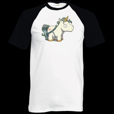 Motiv: TShirt Baseball - Deponia Unicaddy