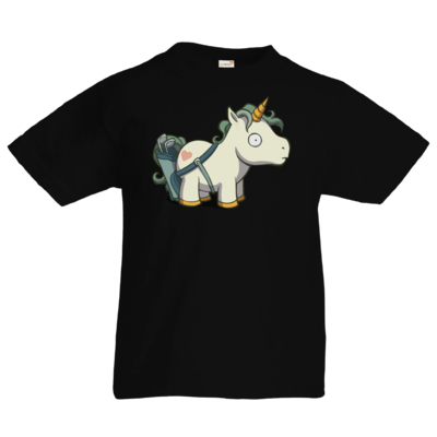 Motiv: Kids T-Shirt Premium FAIR WEAR - Deponia Unicaddy